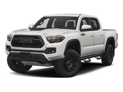 2018 Toyota Tacoma TRD Sport 5` Bed V6 4x4 (Super White)