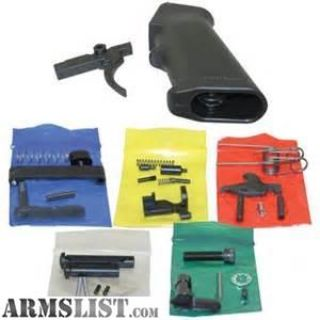 For Sale: CMMG .308 Premium Lower Parts Kit
