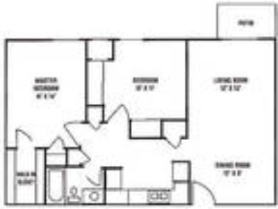 Parkwood Highlands Apartments & Townhomes 55+ - Two BR, One BA B