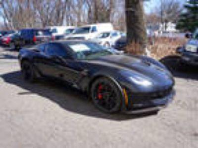 2019 Chevrolet Corvette Black