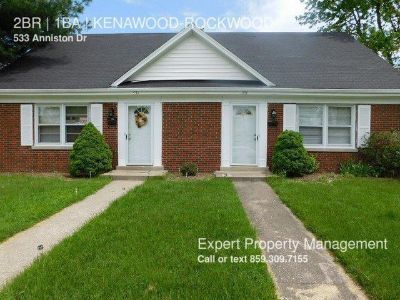 Single-family home Rental - 533 Anniston Dr