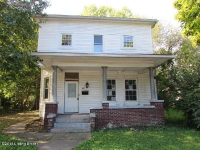4 Bed 2 Bath Foreclosure Property in Louisville, KY 40210 - W Burnett Ave