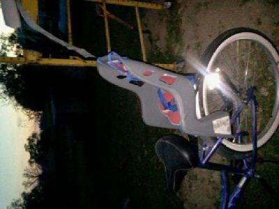 $30 Child seat for bike (Carnes ms)