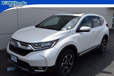 2019 Honda CR-V Touring (Platinum White Pearl)