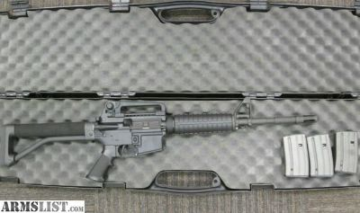 For Sale: Used Bushmaster AR 5.56 A3 Upper