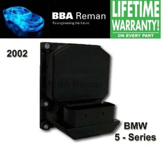 Buy 2002 BMW 5 series Bosch 5.7 ABS Module Repair Service 02 motorcycle in Taunton, Massachusetts, United States