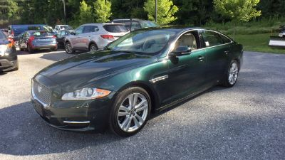 2012 Jaguar MDX Supercharged (green)