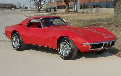 1969 Chevrolet Corvette Stingray Convertible