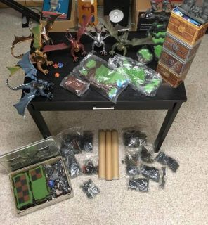 Mega Bloks Dragons Lot