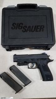 For Sale/Trade: SIG SAUER P226R 40 DARK ELITE