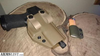 For Sale: Dale Fricke seraphim holster Glock 9mm