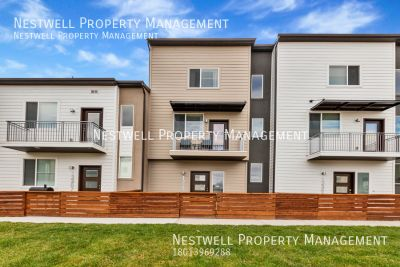 Cool Herriman Townhome in Great Location