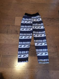 Super soft and warm pants girls size 5