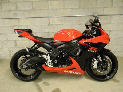 2012 Suzuki GSX-R600 SuperSport Motorcycles Springfield, MA