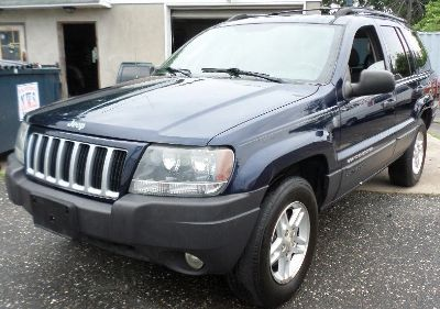 2004 Jeep Grand Cherokee Special Edition (Midnight Blue Pearl)