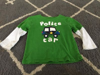 4T Police Top