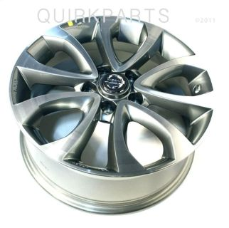 "Buy 2011 Nissan Juke 17"" Alloy Wheel Gunmetal GENUINE OE NEW motorcycle in Braintree, Massachusetts, US, for US $230.88"