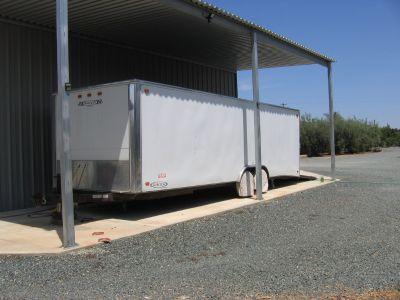 26' racer trailer