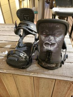 Union Superforce Bindings size L