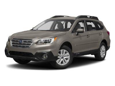 2016 Subaru Outback 2.5i Premium (Crystal Black Silica)