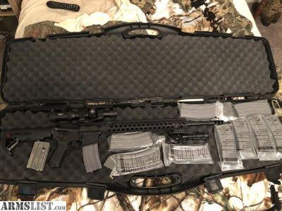 For Sale/Trade: Precision AR 15