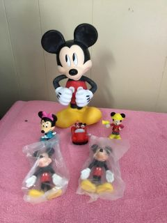 MICKEY/MINNIE MOUSE LOT