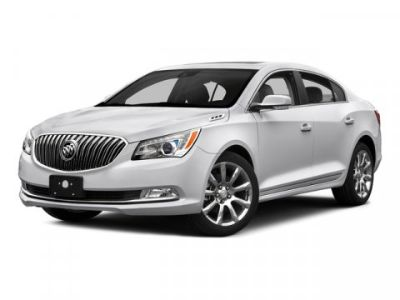 2016 Buick LaCrosse Sport Touring (Summit White)