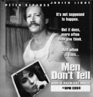Men Don'T Tell 1993 Peter Strauss