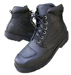 Sell Joe Rocket Black Ladies Ladies Womens Orbit Shoes Boots Boot Size 5 motorcycle in Ashton, Illinois, US, for US $98.99