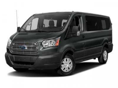 2018 Ford Transit Passenger Wagon XL (Race Red)