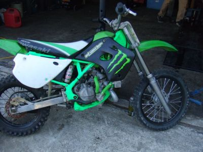DO YOU NEED YOUR DIRT BIKE WORKED ON?