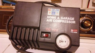 Acdelco air compressor