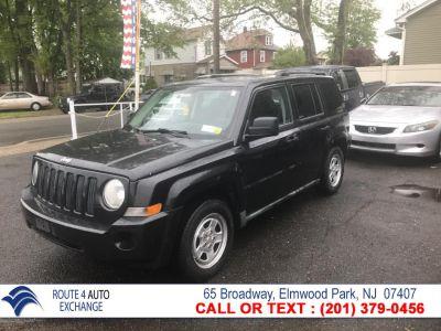 2008 Jeep Patriot Sport (Black)