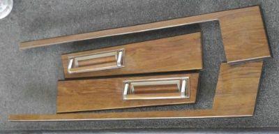 Find 1984-85 Cadillac Eldorado Interior Door Panel Wood Grain Trim motorcycle in Phoenix, Arizona, United States, for US $499.00