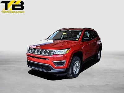 2018 Jeep Compass Sport 4x4 (RED)