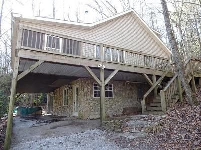 2 Bed 3 Bath Foreclosure Property in Scaly Mountain, NC 28775 - Green Cove Rd