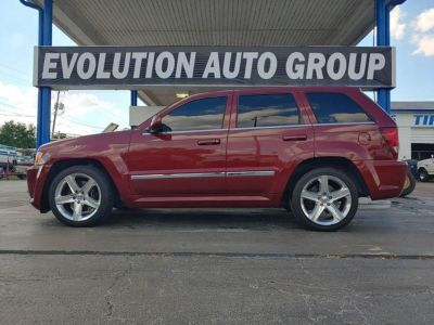 2007 Jeep Grand Cherokee SRT-8 (Burgundy)