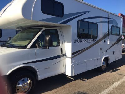 2017 Forest River FORESTER 2251SLE