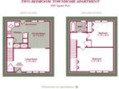 Hathaway Farms Townhomes at Northampton - Two BR/ One BA