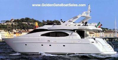 2001, 70′ AZIMUT 70 Sea Jet