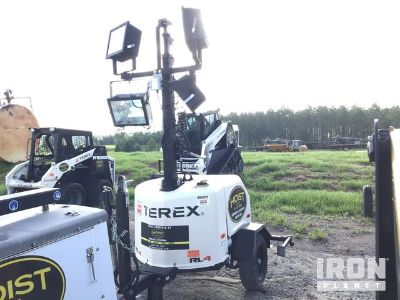 2016 Terex RL4 Light Tower