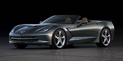 2016 Chevrolet Corvette Stingray Convertible Z51 2LT ()