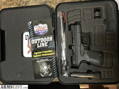 For Sale: Springfield XDS 9