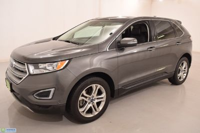 2015 Ford Edge 4dr Titanium AWD (Magnetic Metallic)