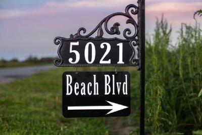 Reflective Address Signs For Yard | Address America