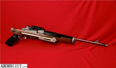 For Sale: Ruger Mini 14 .223 Stainless
