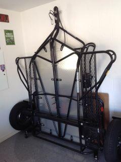 Kendon 2 Bike (Full Dresser) Standup Trailer
