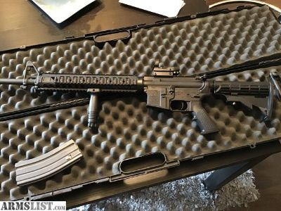 For Sale: Bushmaster AR15
