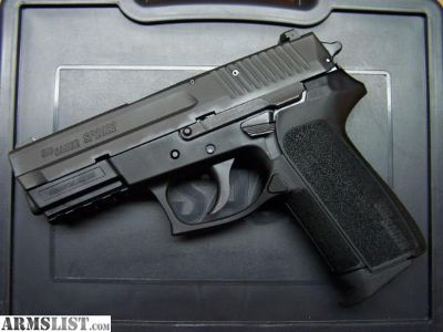 For Trade: Sig Pro 2022 in 9mm for Ruger Mk III/2245