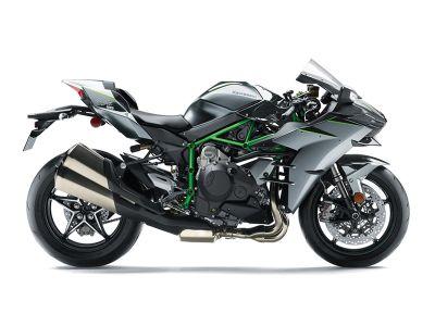 2018 Kawasaki Ninja H2 Carbon SuperSport Motorcycles South Haven, MI